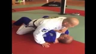 Aprenda a montada predileta de Xande Ribeiro em Mundiais de Jiu-Jitsu