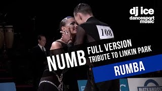 RUMBA | Linkin Park - Numb (Dj Ice Latin Remix) (25 BPM)