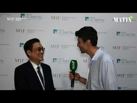 Video : MTF 2019 : Déclaration de Max Liu Hao, Management Director / Sales Manager at GJ LED Display Technology