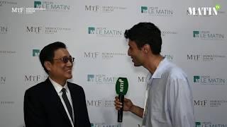 MTF 2019 : Déclaration de Max Liu Hao, Management Director / Sales Manager at GJ LED Display Technology