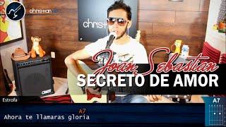 Secreto de Amor JOAN SEBASTIAN Cover Guitarra Tutorial Acordes