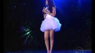 Paula Fernandes - Quando a Chuva Passar - Show da virada TV Globo 2010/2011