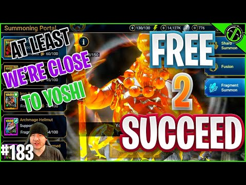 We Went SO HARD!! For NOTHING!!!! | Free 2 Succeed - EPISODE 183