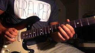 Shrewper - On Her Majesty's Secret Service Guitar Cover!