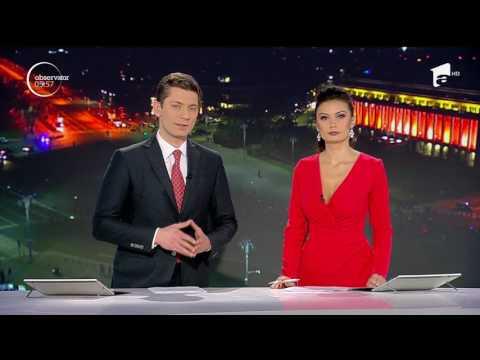 Observator TV 06/03/2016 - Ştirile zilei