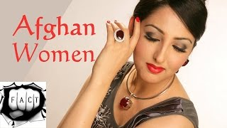 Top 10 Most Beautiful Afghan Women