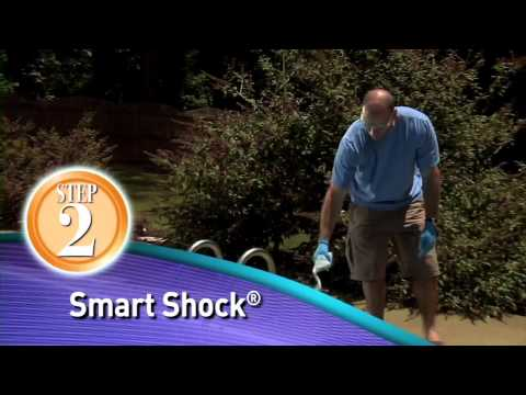 Three Step System for Easy Swimming Pool Care – No More Green Pools