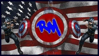 """CAPTAIN AMERICA"" [Theme Song Remix!] -Remix Maniacs"