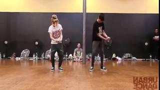 Ian Easwood & Chachi Gonzales Fall by Justin Bieber Mirrored.