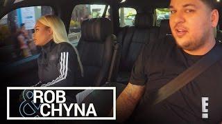 Rob & Chyna | Rob Kardashian and Blac Chyna Quarrel Over French Fries | E!