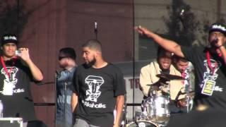 Tha Alkaholiks - Make Room (Live at Hiero Day 2015)