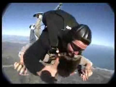 Skydive in Cape Town, South Africa