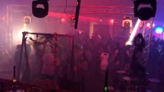 Dj Kien mixing live Quincenera San Diego