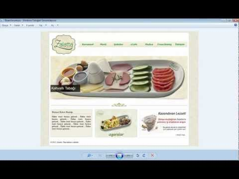 CSS İle Web Sayfası Tasarımı - Web Tasarım Dersleri 5