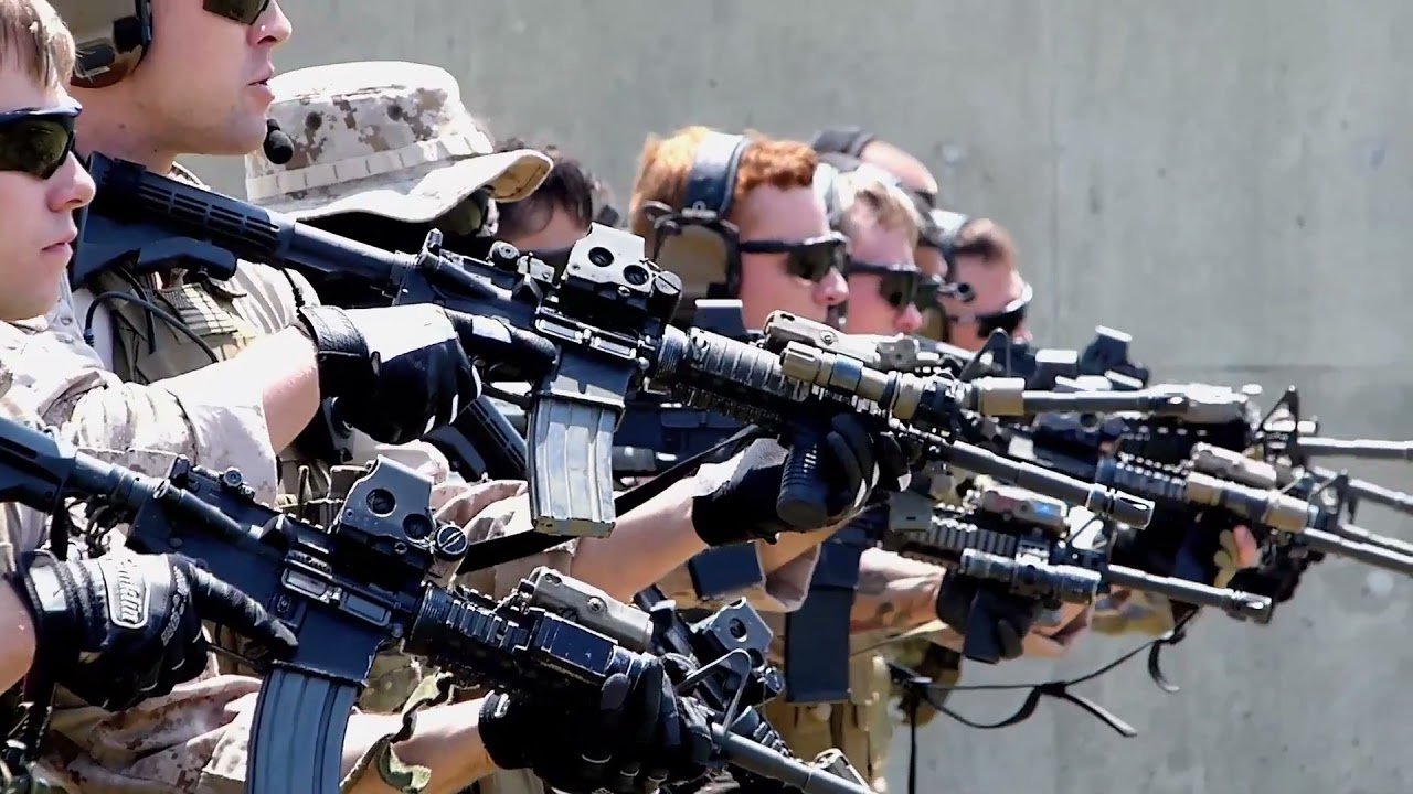 US Marines • Force Recon • Special Operations Capable Forces (SOC)