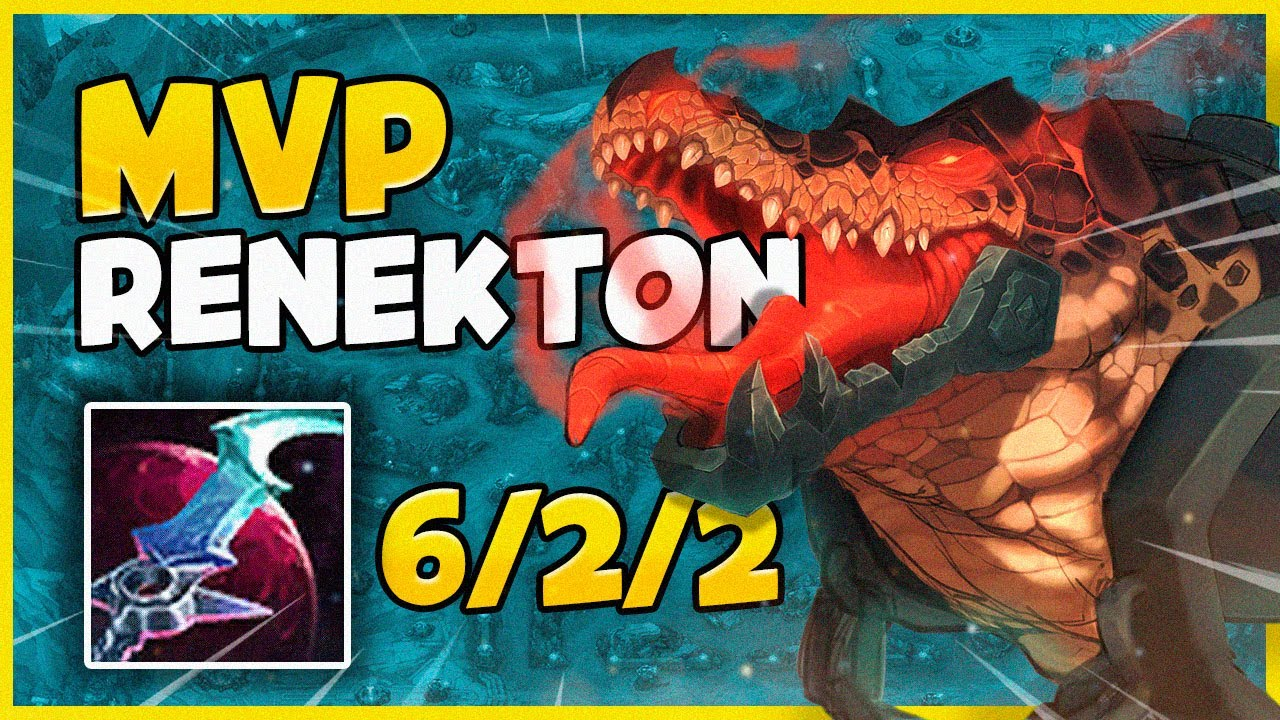 RTO_LOL - Eclipse Renekton Build in Season 11 - RTO League of Legends