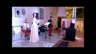 Raluca Burcea - muzica populara la nunta