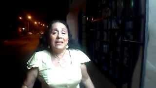 ROSA LUZ GARCÍA EX-VOZ DE LOS KIPUS DEL PERÚ- CARIÑO MALO (VALS)
