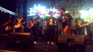 collie herbman - R.A.J BAND live  reggae movement