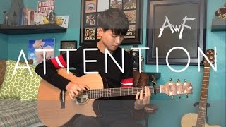 Charlie Puth - Attention - Cover (Fingerstyle Guitar) #bestcoverever contest