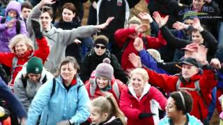 Ireland's Highest Flashmob Dance Official Video