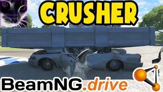 CRUSHER - BeamNG drive
