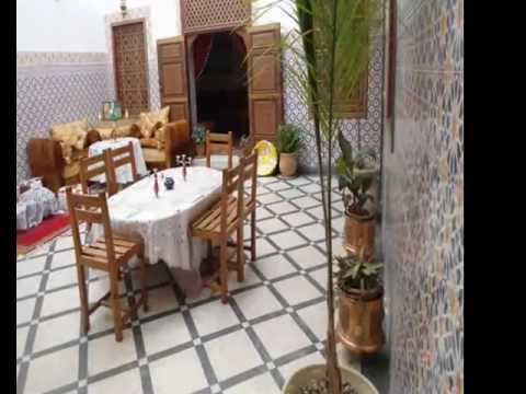 Dar Ahl Tadla hotel Morocco fez