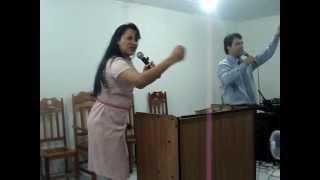 Donizete e Maria Mendes em Caarapó ms isosed