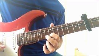 Superabundou a Graça - Guitarra solo (vídeo aula) - Douglas Emanuel [Fernandinho]