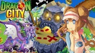 Dragon City - Moka get the Octopus Dragon