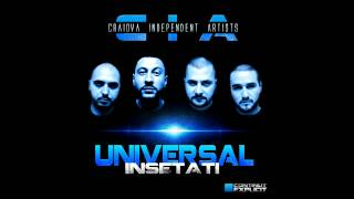 C.I.A. - Insetati [UNIVERSAL LP]