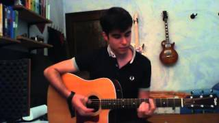 X Ambassadors - Renegades (Fingerstyle Guitar Cover)