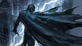 Batman: The Dark Knight Returns Part 1 Music Video - Hadouken! - Levitate (Koven Remix)
