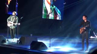2014 Ed Sheeran Chasing Cars with Nathan from Snow Patrol Belfast