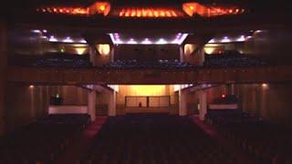 FONDOS CULTURA/ Pantalla de Cine para Teatro Concepción