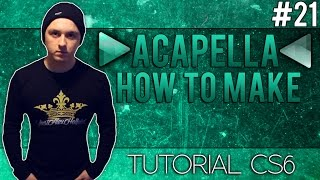 How to make an acapella adobe audition cs6 videos / InfiniTube