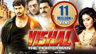 Vishal - The Fighter Man (2015) - Vishal, Shriya Saran | Dubbed Hindi Movies 2015 Full Movie