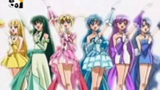 mermaid melody 6 mermaids Kodou ~Perfect Harmony~ portugues