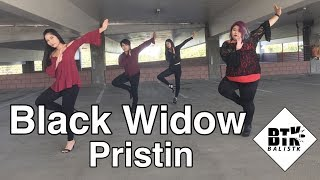 [Balistk] Pristin 프리스틴 - Black Widow 블랙 위도우 Dance Cover
