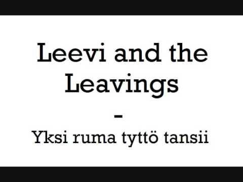 leevi-and-the-leavings-yksin-ruma-tytto-tanssii-julius-omenapora