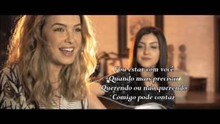 Sofia Oliveira e Lua Blanco-Nosso Amor(coverMCPedrinho)com Lyrics