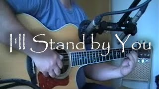 I'll Stand By You - The Pretenders | fingerstyle guitar (with tabs)