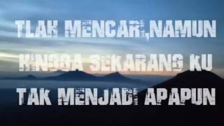 Captain jack   Entah sampai kapan   lirik video   YouTube