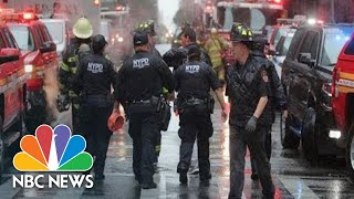 Special Report: Helicopter Crash-Lands In Midtown Manhattan | NBC News