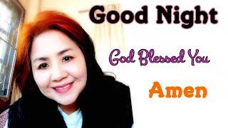 GOOD NIGHT GOD BLESS YOU AMEN 7