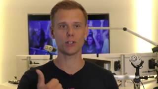 """Armin van Buuren: """"My Radio Show Is The Center Of Everything."""""""