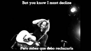 Chris cornell - Two drink minimum (subtitulada)