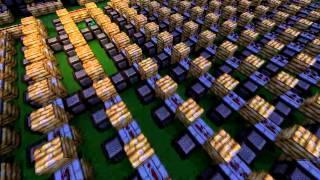 Minecraft Note Blocks: Zack Hemsey - Mind Heist (Inception)