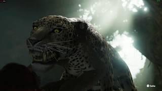 Scena attacco di 2 Leopardi nella Giungla Peruviana in Shadow of the Tomb Raider Ita