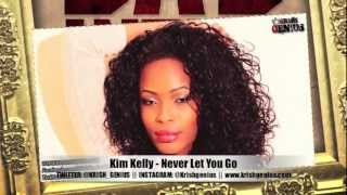 Kim Kelly - Never Let You Go [Bad Intro Reloaded Riddim] Jan 2013